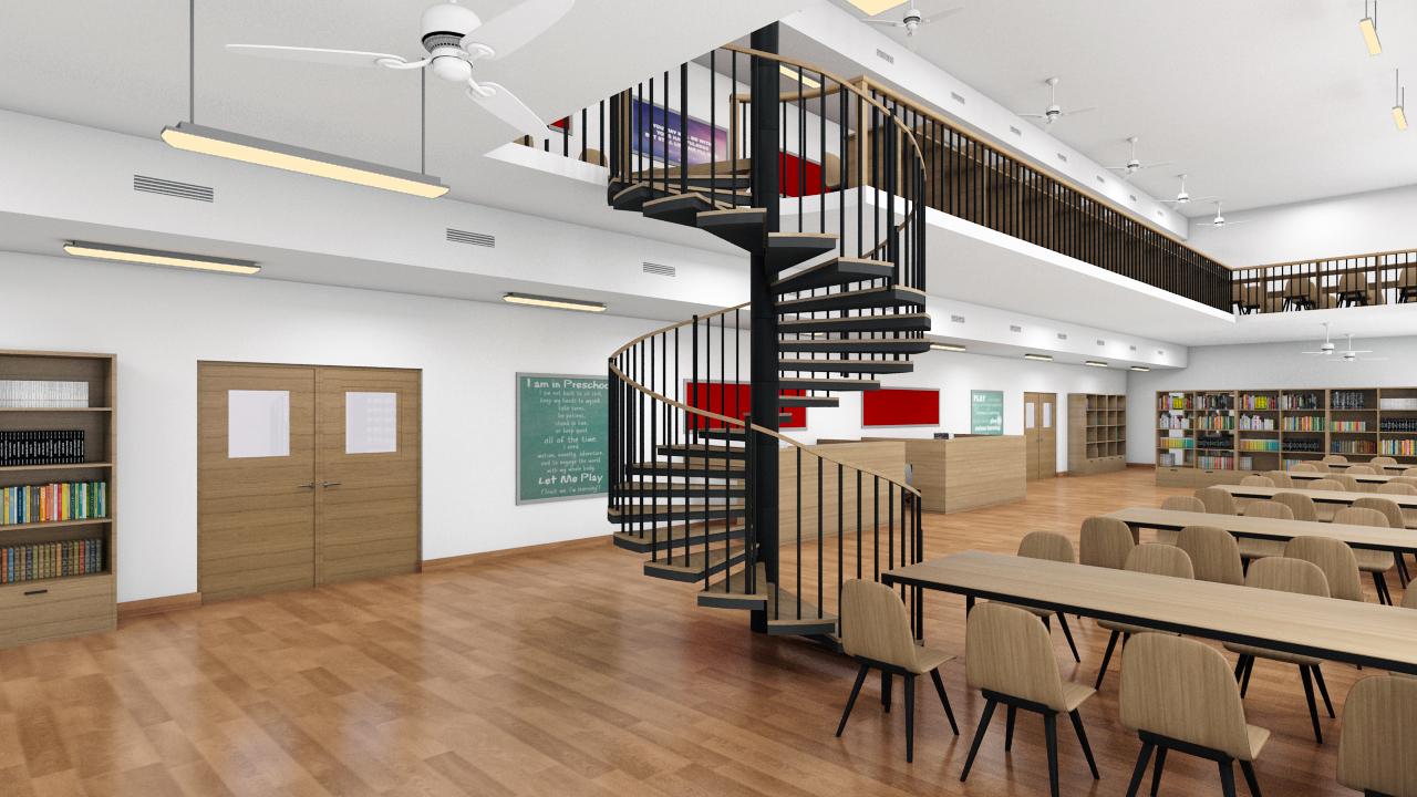 Marigold International School | Library