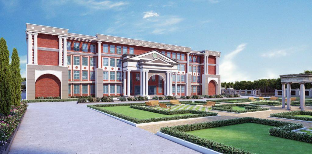 Marigold International School in South Bangalore
