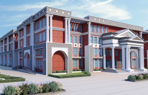 Marigold International School in South Bangalore