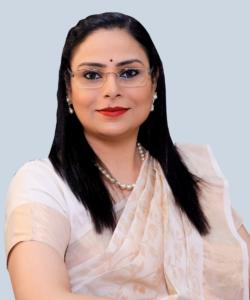 MIS Chairman | Dr. Ujwala Nagaraja Rao Jagdale